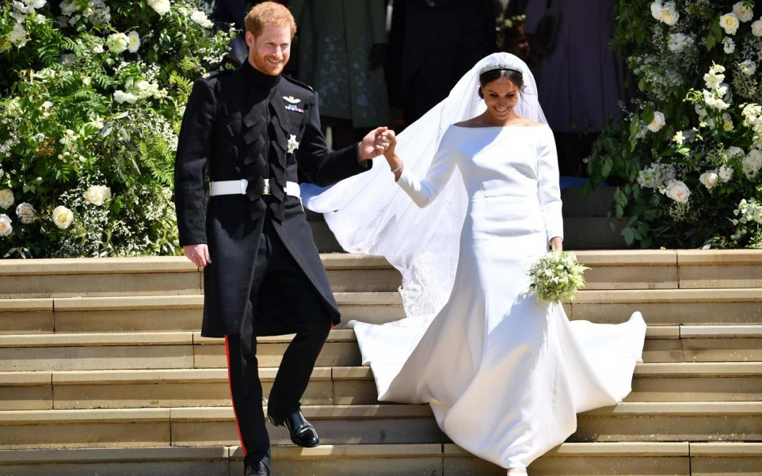 Givenchy – Meghan Markle Wedding Dress