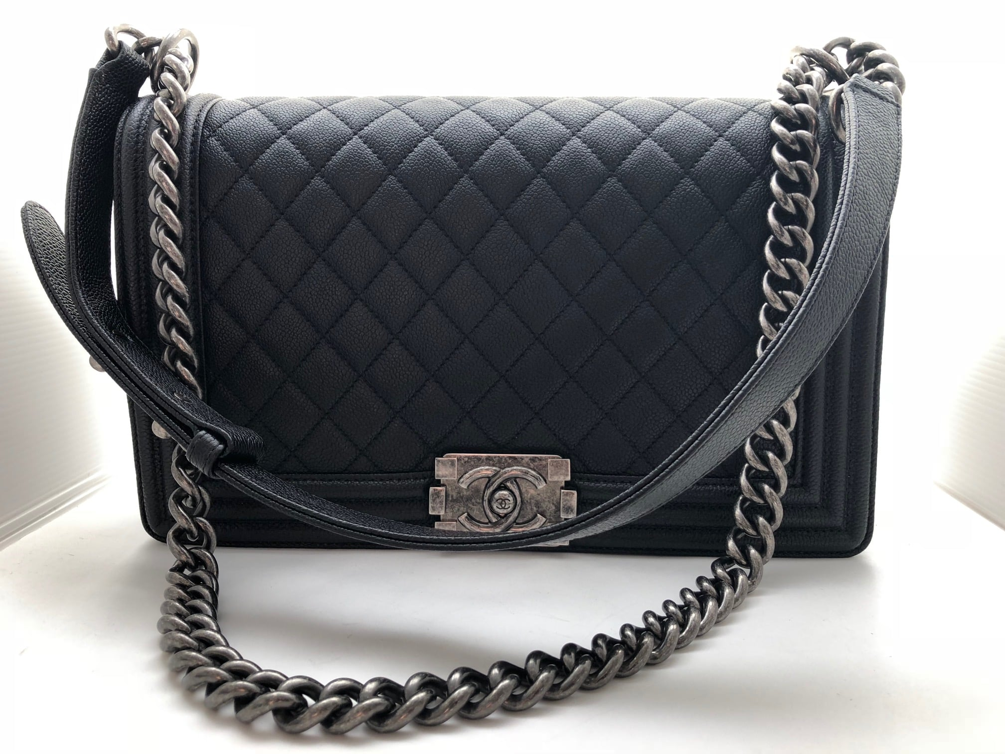 CHANEL Boy Bag - Chelsea Vintage Couture c608a80be1f8b