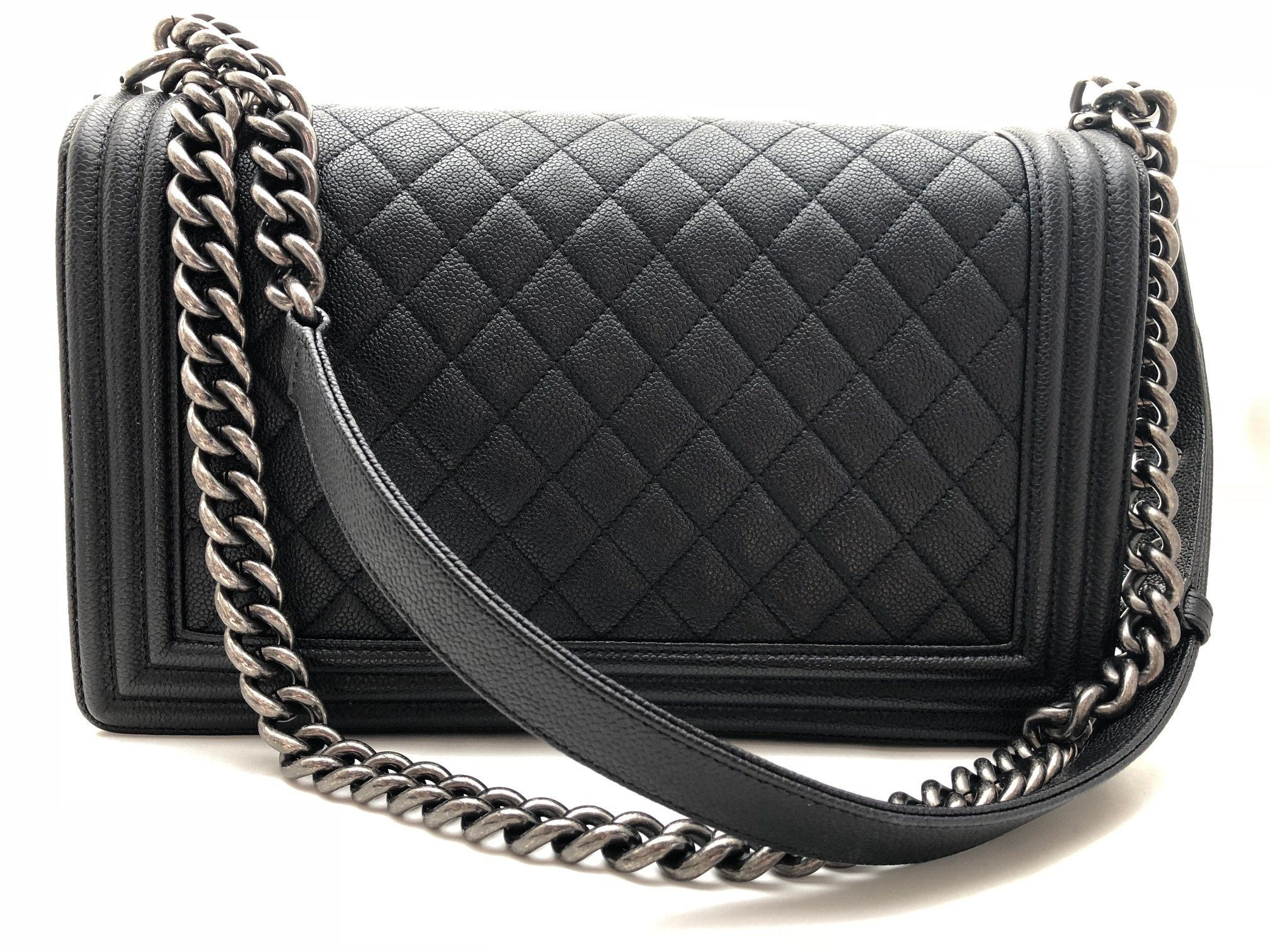 c3d94c940edd CHANEL Boy Bag - Chelsea Vintage Couture