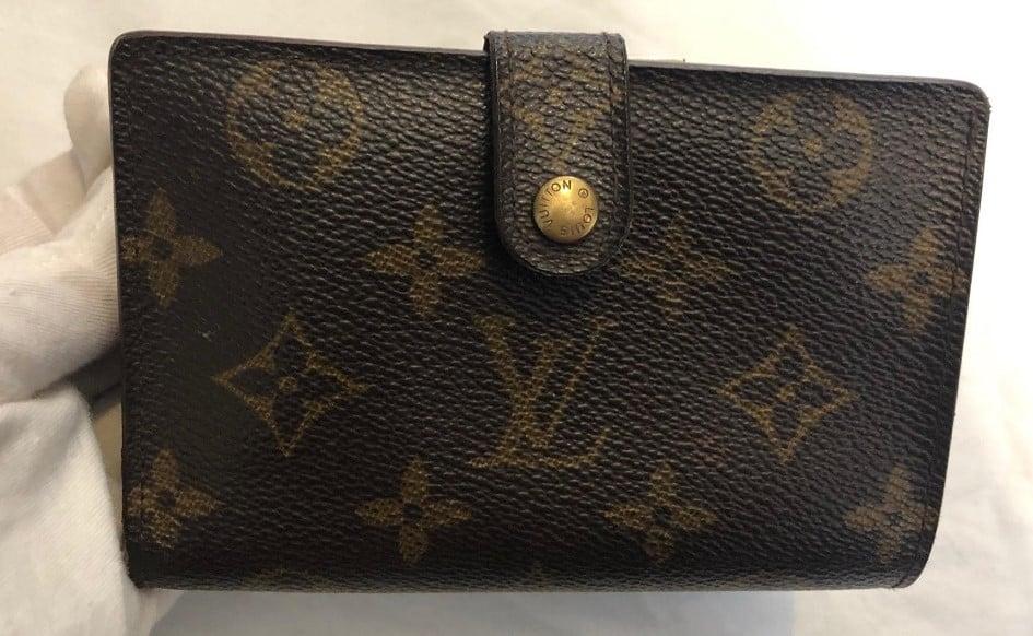 Louis Vuitton Wallet Monogram Canvas